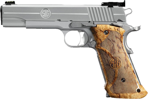 1911 STAINLESS SUPERTARGET