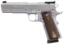 1911 TRADITIONAL MATCH ELITE STAINLESS